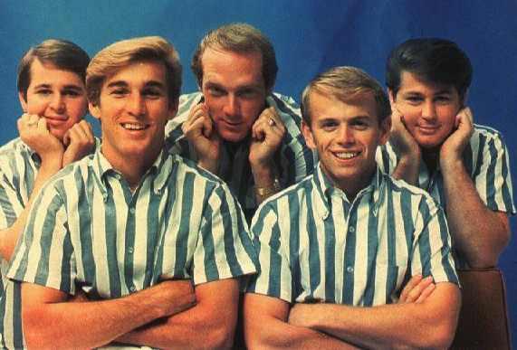 The Beach Boys : ザ・ビーチ・ボーイズ