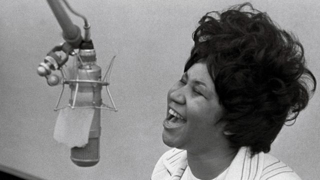 Aretha Franklin : アレサ・フランクリン