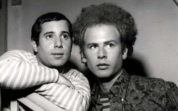 Simon & Garfunkel : サイモン&ガーファンクル