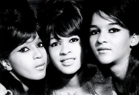 The Ronettes : ザ・ロネッツ