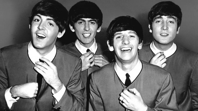 The Beatles : ビートルズ